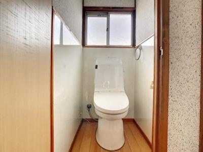 【トイレ】後田町中川アパート