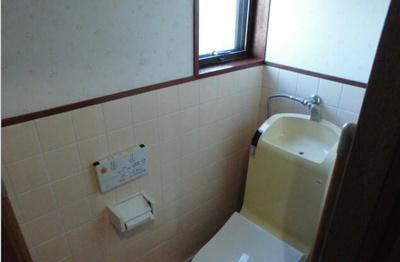 【トイレ】中村貸家