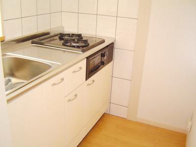 【キッチン】プラムビレッジB