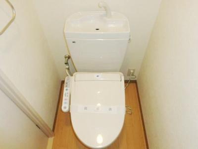 【トイレ】プラムビレッジB