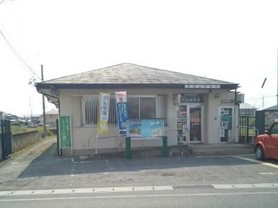藤岡市森郵便局まで1200m