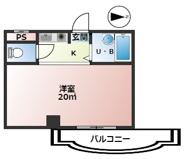 三景マンションの画像