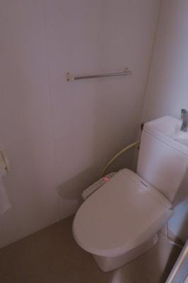 【トイレ】コーポウィンディー