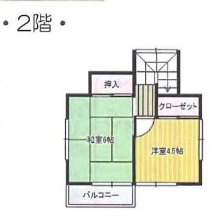【間取り】千葉市中央区仁戸名町 中古戸建 京成千原線「大森台」