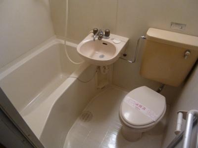 【浴室】押上PARK SQUARE