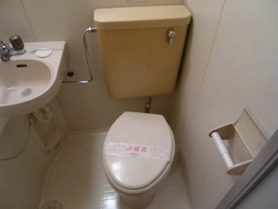 【トイレ】押上PARK SQUARE