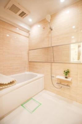 浴室乾燥暖房機能付