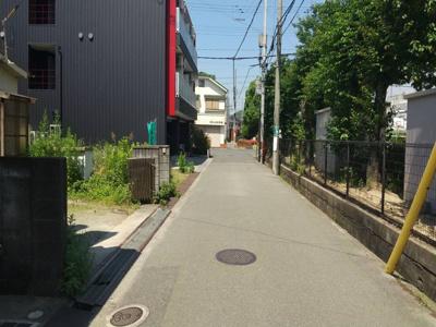 姫路市田寺6丁目/売土地