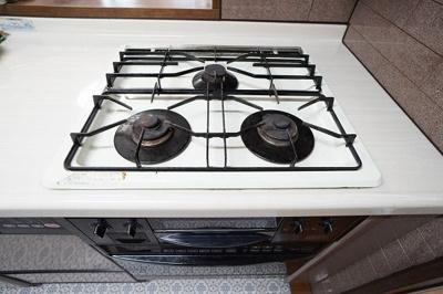 【キッチン】ダイアパレスセントラルコート薬院