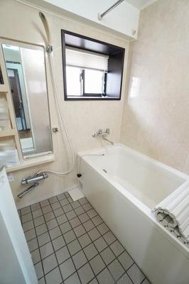 【浴室】ダイアパレスセントラルコート薬院