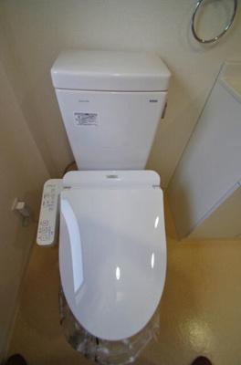 【トイレ】第1コーポラス志摩