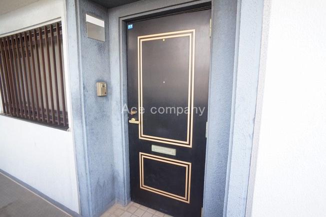 【玄関】エパック平野パート2
