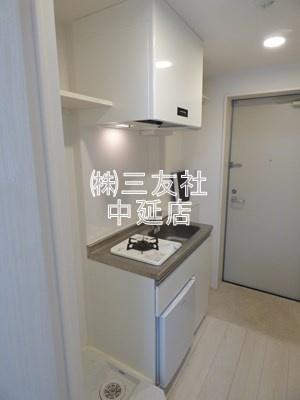 【キッチン】F-SQUARE