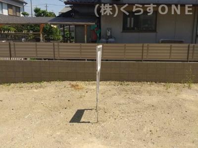 【外観】姫路市御立西2丁目/売土地