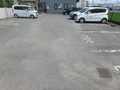 【駐車場】フォブールオオニシ・