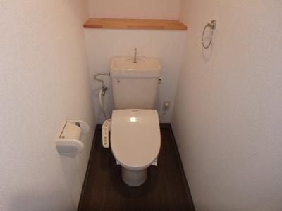 【トイレ】フォブールオオニシ・