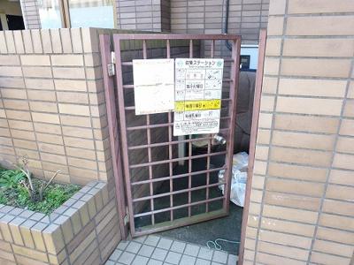 【その他共用部分】ジュネパレス津田沼第16