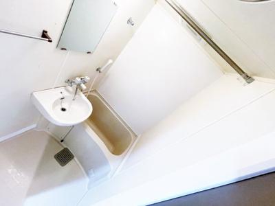 【浴室】ジュネパレス津田沼第16