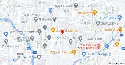 【地図】メゾンエルム