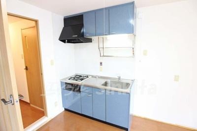 【キッチン】グリューネスハウス