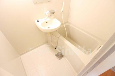 【浴室】グリューネスハウス