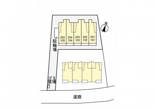 【区画図】マウンテンエミネンスⅡ