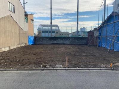 【外観】北区大将軍坂田町 建築条件付き 売土地