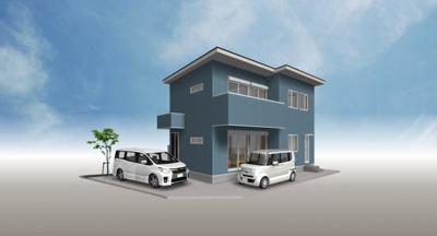 建築プラン例建物価格1,700万円