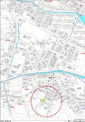 【地図】高知市孕西町