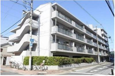 【外観】コンチネンタル鶴見(サントゥール南進)