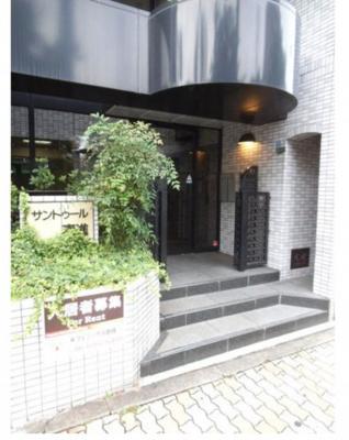 【エントランス】コンチネンタル鶴見(サントゥール南進)