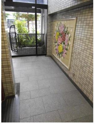 【ロビー】コンチネンタル鶴見(サントゥール南進)