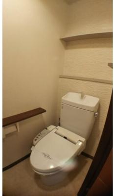 【トイレ】マスターズレジデンス道頓堀I