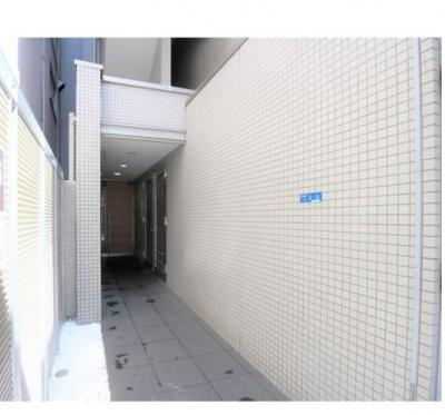 【エントランス】ディオレクレスト東心斎橋
