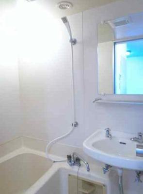 【浴室】コーポウエストアイランド