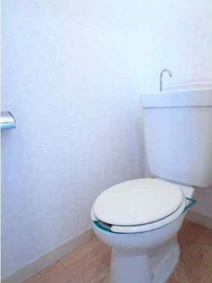 【トイレ】コーポウエストアイランド