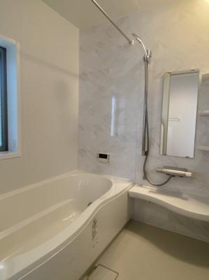 【浴室】大村市武部町 ケンコーホーム施工 新築建売住宅