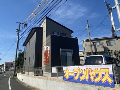 【外観】大村市武部町 ケンコーホーム施工 新築建売住宅
