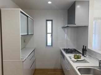 【キッチン】大村市武部町 ケンコーホーム施工 新築建売住宅