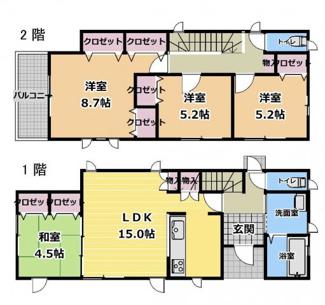 大村市武部町 ケンコーホーム施工 新築建売住宅