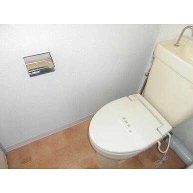 【トイレ】海老名三紫コーポ