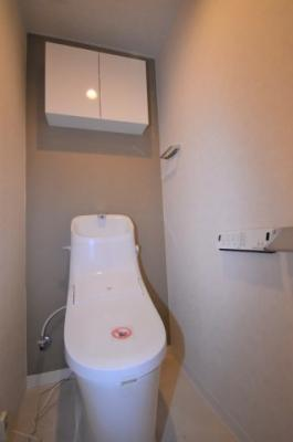 トイレです(新規交換済み)
