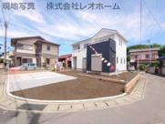 現地写真掲載 新築 高崎市上小鳥町KⅡ3-1 の画像