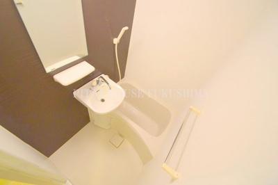 【浴室】メロディハイム中津3番館