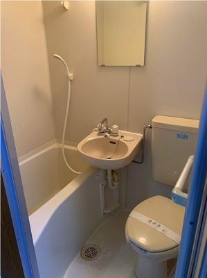 【浴室】ジオナ新大阪