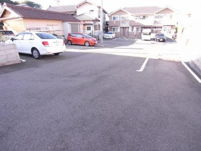【駐車場】エレガンス柿畑Ⅰ