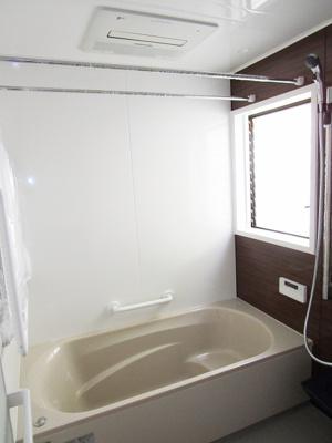 【浴室】神陵台8丁目中古住宅