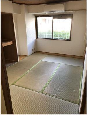 【寝室】パレス町田