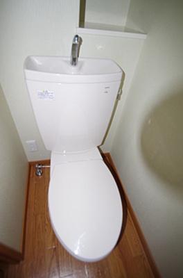 【トイレ】リュエル生沼