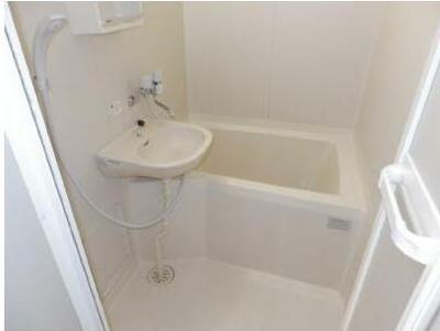 【浴室】メゾンポレスタ